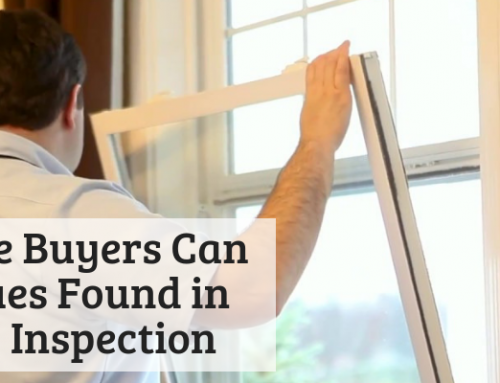 4 Ways Home Buyers Can Resolve Issues Found in their Home Inspection