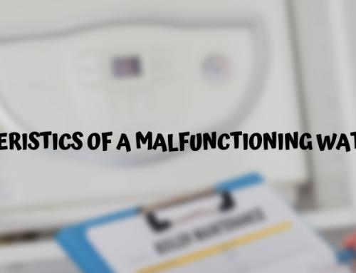 5 Characteristics of a Malfunctioning Water Heater