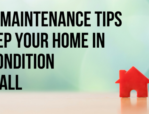 Home Maintenance Tips to Keep Your Home in Top Condition this Fall